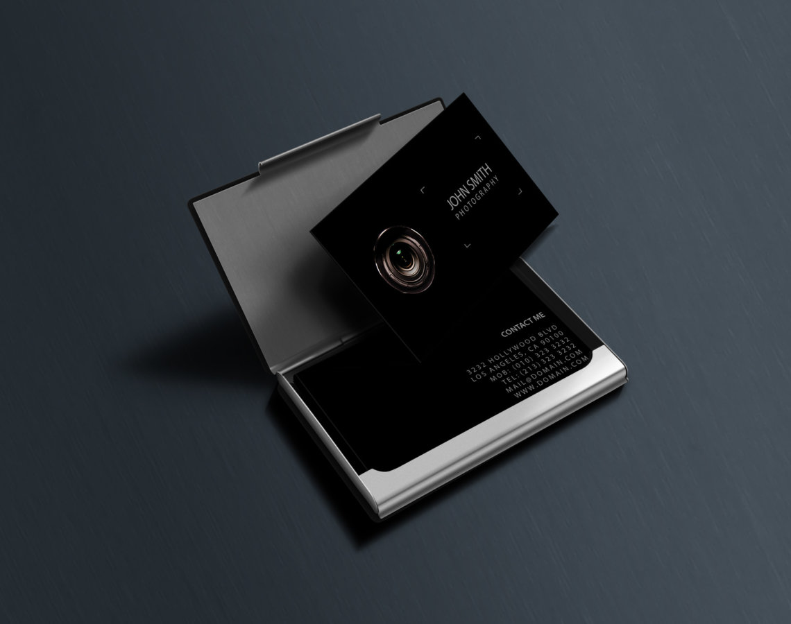 Photographers Business Card Images - Business Card Template