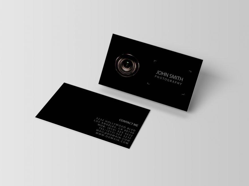 Black photography lens viewfinder photographers business cards j32 black photography lens viewfinder photographers business cards colourmoves